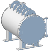 Type DS Spiral Heat Exchanger- Elanco