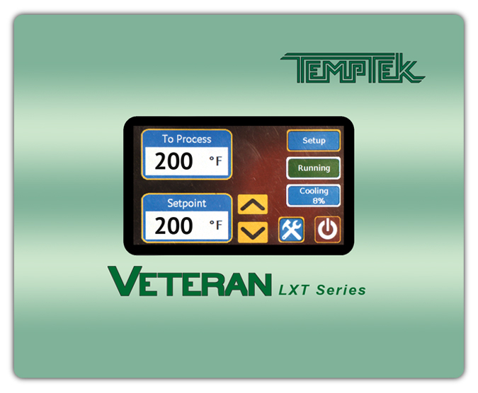 Temptek LXT Control Panel